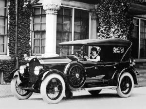 1924 Cole Series 890 Westchester Touring