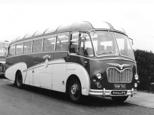 1951 Commer Avenger IV Duple Vega