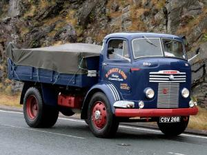 1954 Commer QX C Series