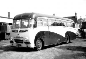 Commer Avenger III Whitson