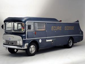 Commer Ecurie Ecosse Transporter 1959 года