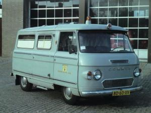 1961 Commer FC 1500 Ambulance by Visser