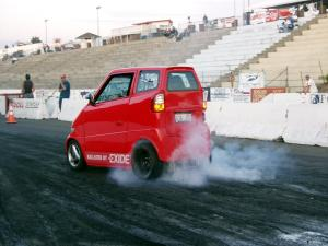 Commuter Cars Tango T600 Drag Car '2003