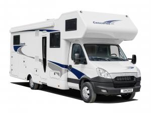 Concorde Iveco Daily Cruiser 2014 года