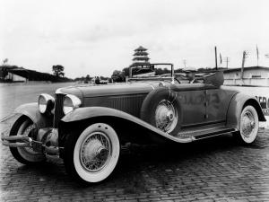 Cord L-29 Convertible Indy 500 Pace Car 1930 года