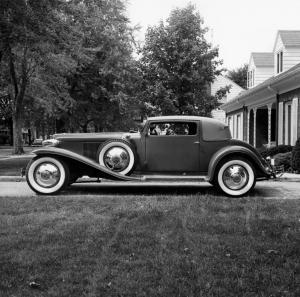 1930 Cord L-29 Coupe by Weymann