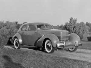 1937 Cord 812 Supercharged Beverly Sedan Pre-Production