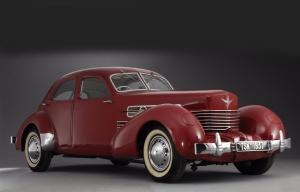 1937 Cord 812 Supercharged Westchester Sedan (ZA)