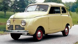Crosley 4CC 2-Door Convertible Sedan '1946