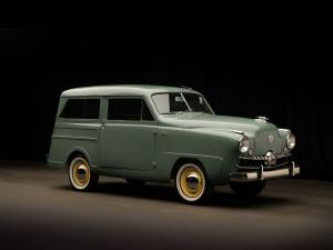 Crosley CD Four Wagon 1946 года