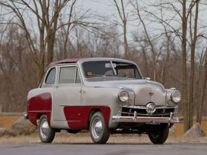 Crosley CD Super 2-Door Convertible Sedan '1951