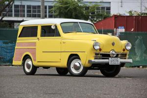 Crosley Super Station Wagon 1951 года