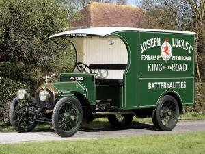1918 Crossley 20/25 HP Van