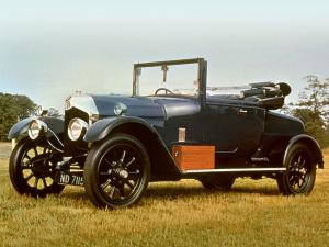 1924 Crossley 19.6 HP Drophead Coupe