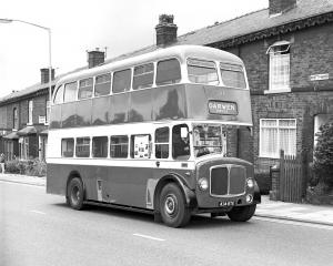 1957 Crossley Regent V East Lancs