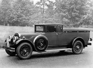 1931 Cunningham Model W-1 Combination Service-Flower Car