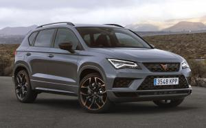 Cupra Ateca Limited Edition 2019 года (WW)