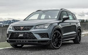 Cupra Ateca Limited Edition by ABT 2020 года