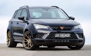 Cupra Ateca Widebody Evolution by Je Design 2020 года