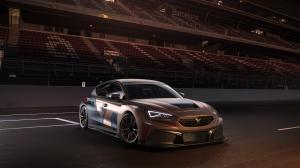 Cupra Leon Competition 2020 года