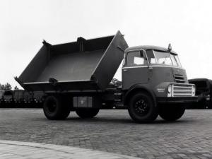 DAF 2000 DO Tipper 1957 года
