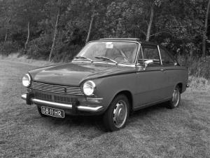 DAF 55 Coupe 1968 года