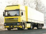 DAF FT 95.430ATi Super Space Cab 1994 года