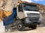 DAF CF85 6x4 FAT Day Cab Tipper 2001 года