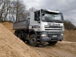 DAF CF85 6x4 FAT Sleeper Cab Tipper 2001 года