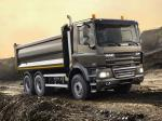 DAF CF85 6x4 FAT Day Cab Tipper 2006 года