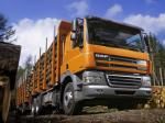 DAF CF85 6x4 FAT Sleeper Cab Timber Truck 2006 года
