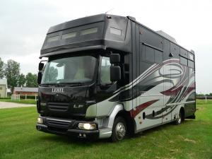 2006 DAF LF Horsebox 12T by Lehel