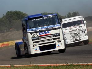 2007 DAF 85 Super Race Truck