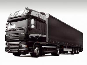 2008 DAF XF105 80th Anniversary Edition