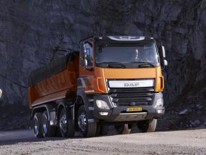 2013 DAF CF 460 8x4 FAD Day Cab Tipper