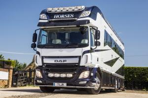 2013 DAF CF 510 6x2 FAR Space Cab Horsebox