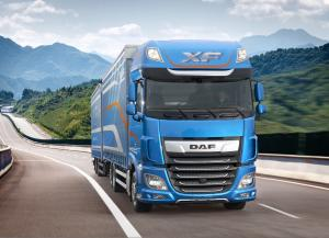 DAF XF 530 6x2 FAR Super Space Cab 2017 года