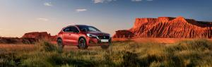 DS 4 Crossback Terre Rouge 2016 года