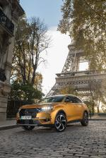 DS 7 Crossback 2017 года