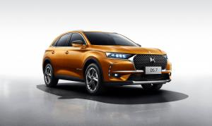 DS 7 Crossback Opera 2018 года