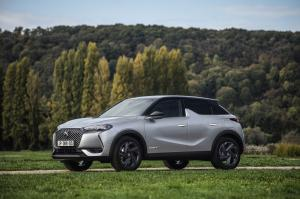 2019 DS 3 Crossback E-Tense Performance Line