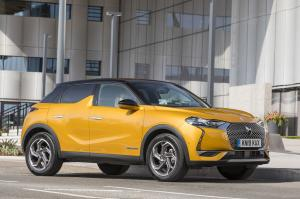 2019 DS 3 Crossback Ultra Prestige