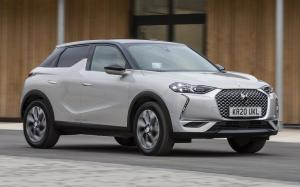 DS 3 Crossback E-Tense Ultra Prestige (UK) '2020