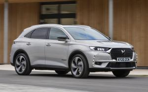 DS 7 Crossback E-Tense 4x4 Ultra Prestige (UK) '2020