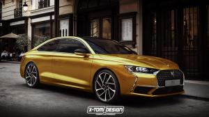 2020 DS 9 Coupe by X-Tomi Design
