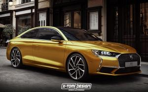 DS 9 Coupe by X-Tomi Design '2020