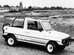 Dacia Duster 4x4 Roadster 1984 года