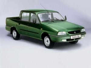 Dacia 1307 4WD Ti Pick-Up 1998 года