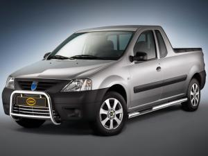 Dacia Logan Pick-Up by Cobra 2007 года