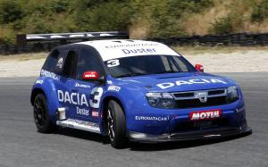 Dacia Duster No Limit Pikes Peak 2011 года
